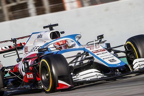 """Russell fa pretattica: """"La FW43 è ancora la macchina più lenta"""""""