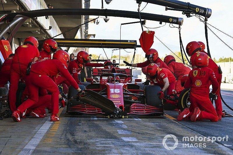 F1、レース開催は全チーム参加が条件。コロナで参加不可なら、非選手権イベントに?