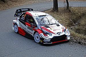Ожье возглавил Ралли Монте-Карло после восьми этапов