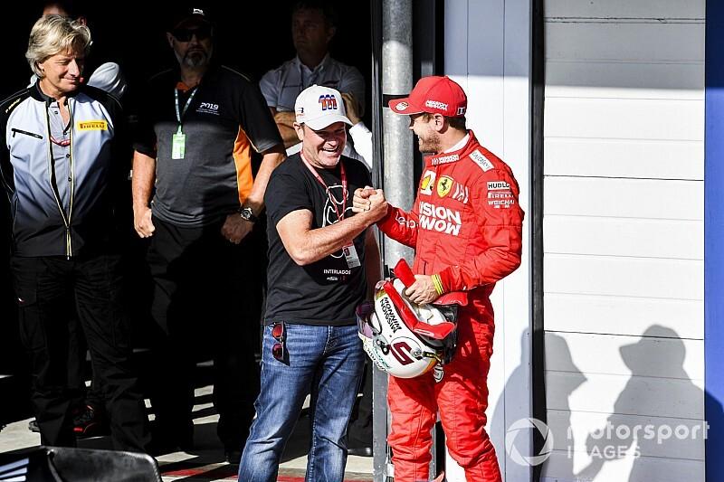 Barrichello, Ferrari'nin 2020'de şampiyon olacağını düşünüyor