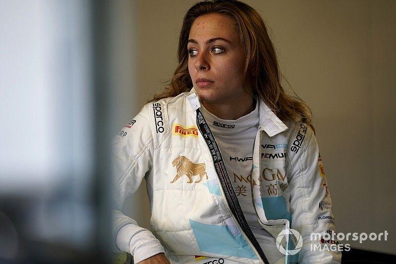 Sophia Floersch firma con Campos Racing per il 2020 in FIA F3