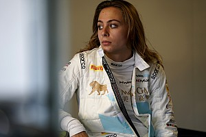 Floersch, Calderon, Legge form all-female ELMS team