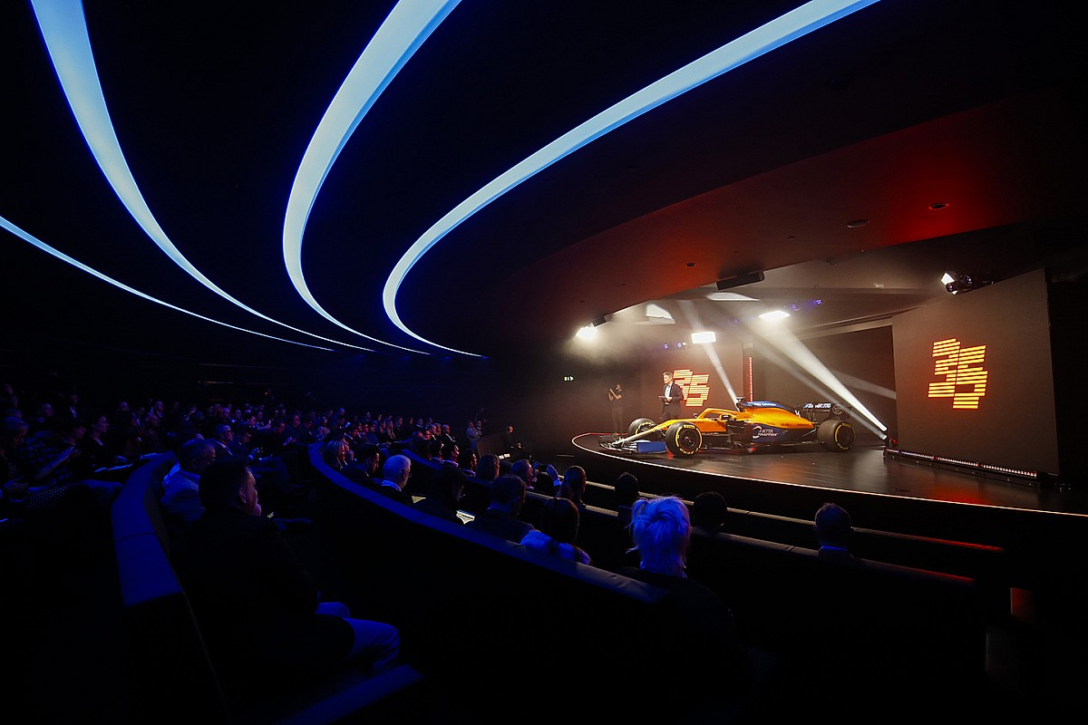 F1: el McLaren-Mercedes de 2021 ya tiene fecha de presentación
