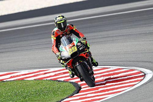 """MotoGP: Iannone afirma estar """"surpreso"""" com suspensão por doping"""