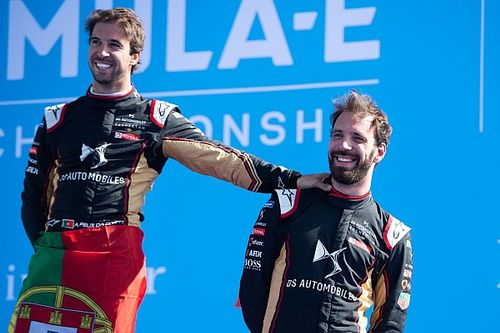Podcast: Techeetah's Vergne and da Costa open up