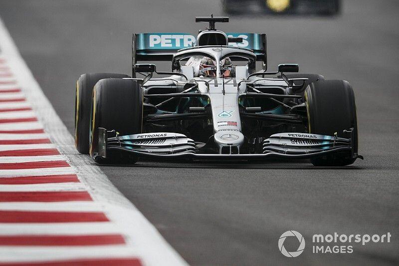 Hamilton sai na frente no primeiro treino livre para GP do México