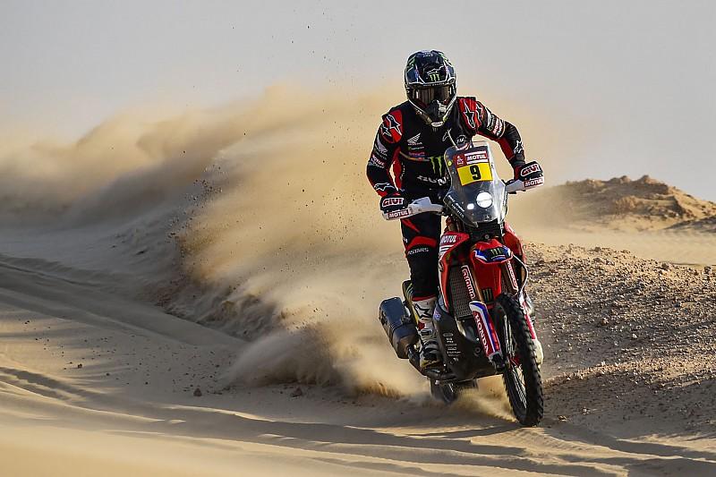 Brabec pakt eindwinst in Dakar Rally en doorbreekt hegemonie KTM
