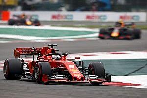 Онлайн. Гран При Мексики: гонка