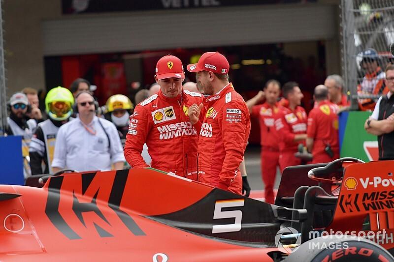 """Leclerc: """"Todavía tengo mucho que aprender de Vettel"""""""