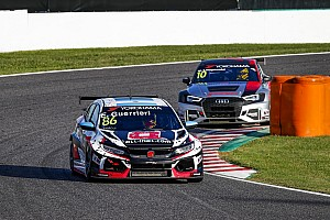 Suzuka WTCR: Guerrieri wins opener, Priaulx left fuming