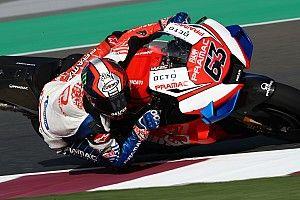 Őrült csatát nyert Bagnaia Vinales előtt a virtuális MotoGP Nagydíjon, Rossi 7. lett