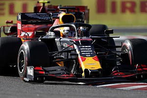Verstappen: Podiums the maximum for remaining races