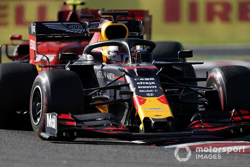 """Verstappen: """"Podyum, kalan yarışlarda maksimum sonuç olur"""""""