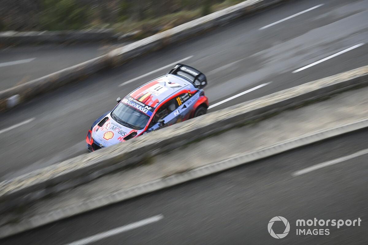 WRC, Rallye Monte-Carlo: prove anticipate di 2 ore e mezza