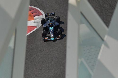 Сетте Камара выиграл субботнюю гонку Ф2 благодаря обгону за три круга до финиша