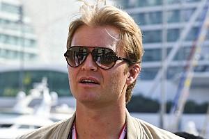 """Rosberg: """"Formule 1 zal samengaan met Formule E"""""""