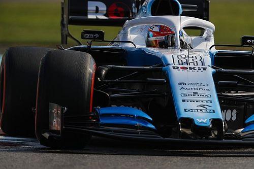 "F1: Williams se diz ""deslumbrada"" por abordagem de Russell"