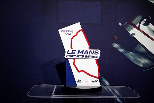 Red Bull выиграла чемпионат Le Mans Esports