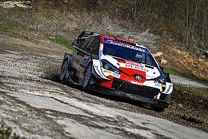 Report WRC: Hyundai ed Evans sbagliano, Ogier ringrazia e vince