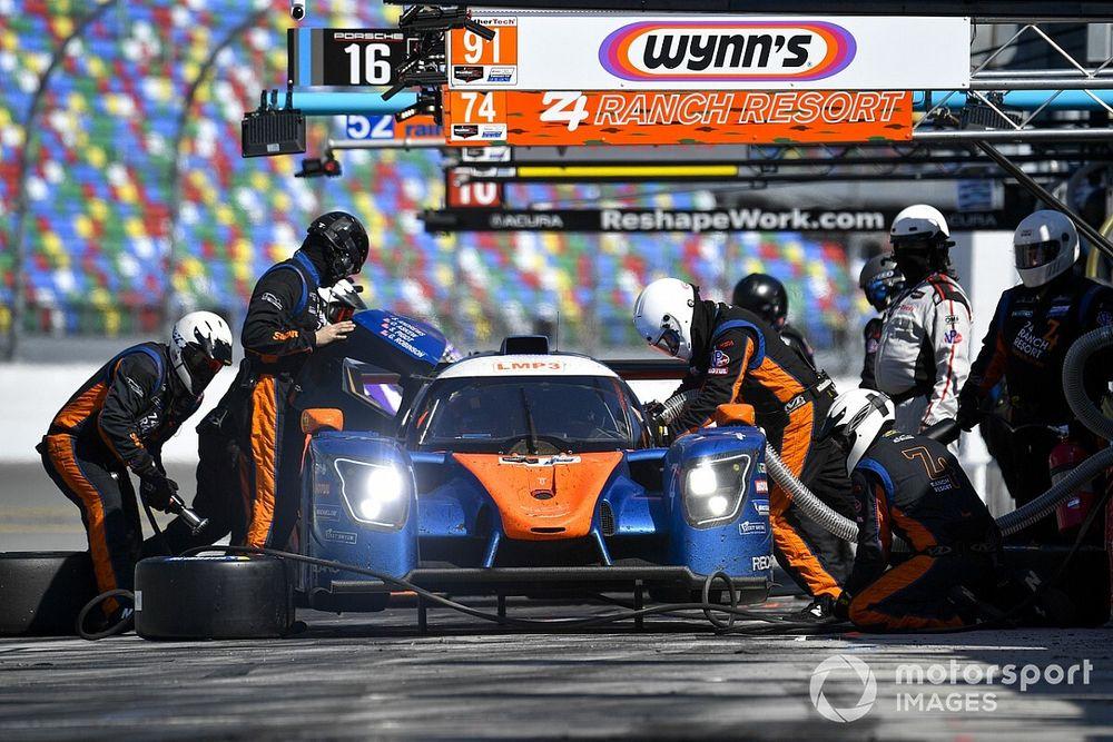 "Rolex 24 winners seek ideal ""trade-off"" over Sebring bumps"