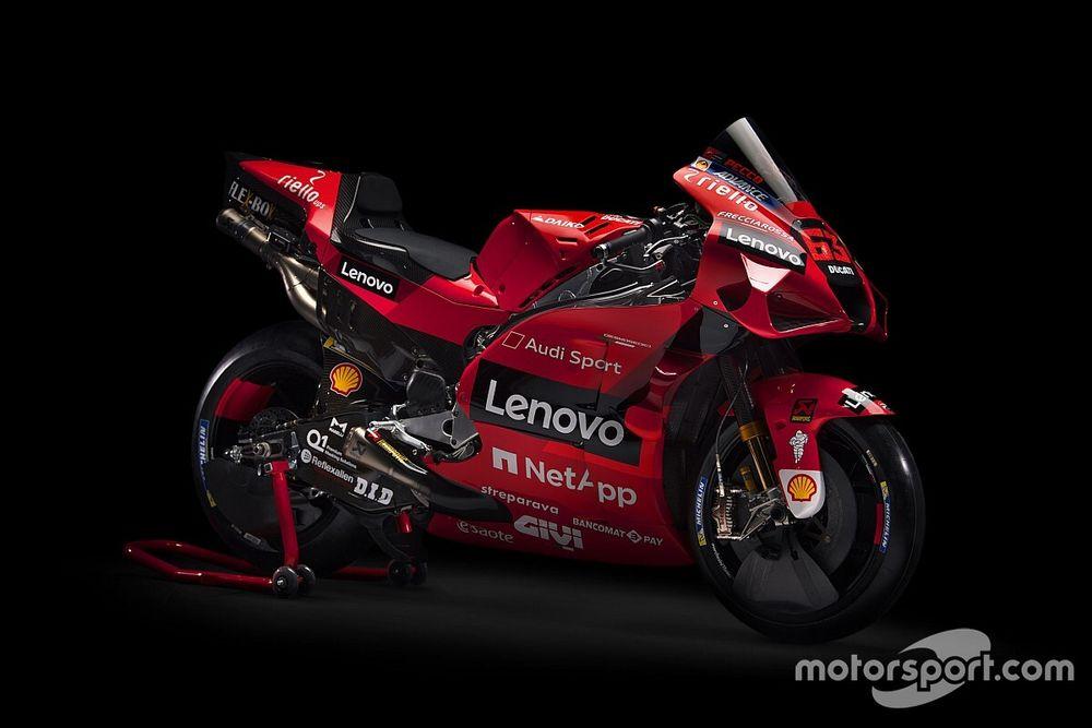 Ducati: la Desmosedici GP di Miller e Bagnaia apre il nuovo corso