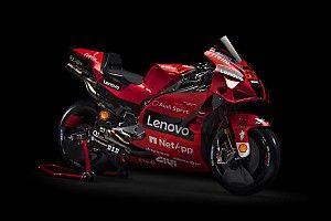 Vídeo: presentación del equipo oficial Ducati en MotoGP para 2021
