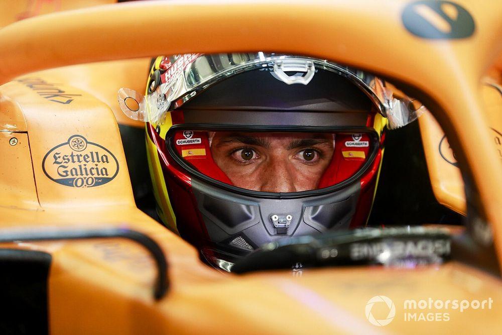 VÍDEO: McLaren se despede de Sainz e manda recado para Ferrari