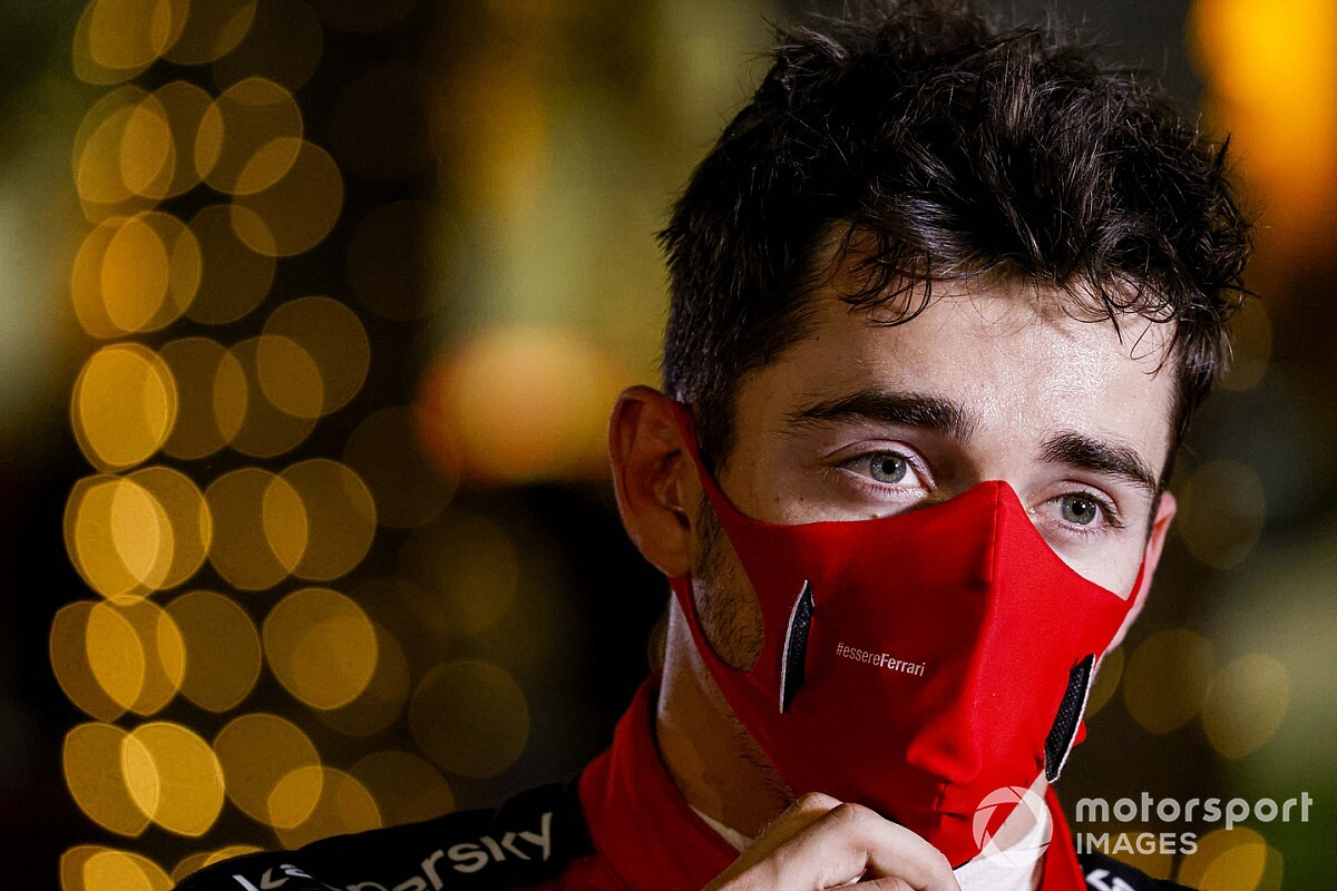 Leclerc is vijfde F1-rijder die positief test op COVID-19