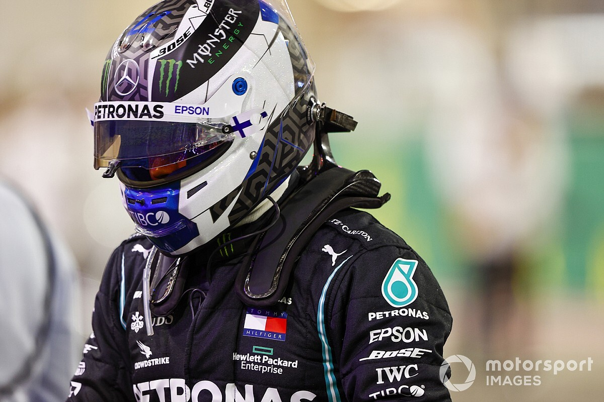 """Bottas: """"Very easy"""" to criticise my performance against Russell"""