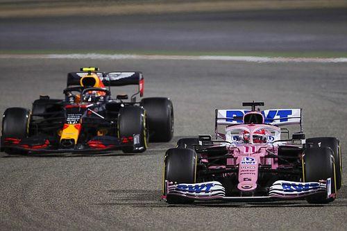 Red Bull nie mógł zignorować formy Pereza