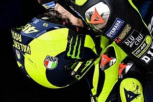 2020, l'année noire de Valentino Rossi
