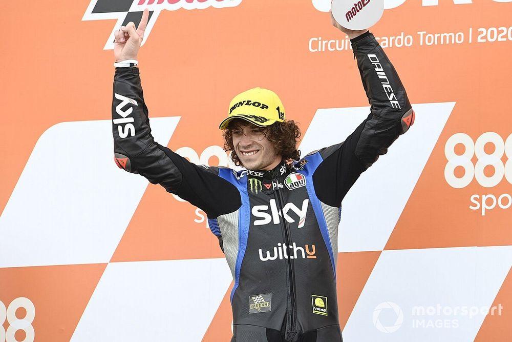 Bezzecchi favourite to replace Iannone at Aprilia