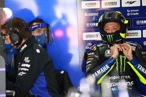 MotoGP: Após teste negativo de Covid-19, Rossi é liberado para correr em Valência