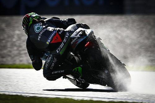 MotoGP: Morbidelli faz a pole para o GP de Valência; Mir é 12º