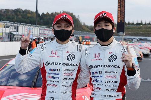 "Fukuzumi had ""nightmares"" en route to first GT500 win"