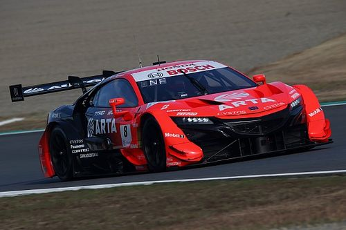Motegi Super GT: ARTA wins as Honda locks out top five