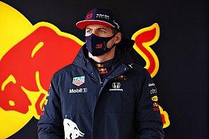 """Verstappen vindt korte wintertest prima: """"Zes dagen was saai"""""""