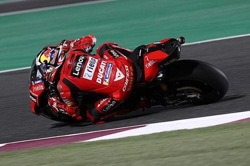 """Miller compte sur sa """"fusée Ducati"""" pour prendre la tête au départ"""