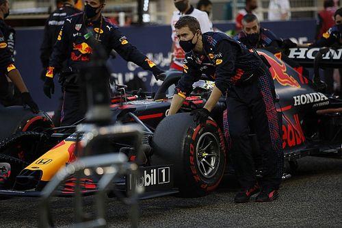 Red Bull готовит улучшения машины уже на следующий этап