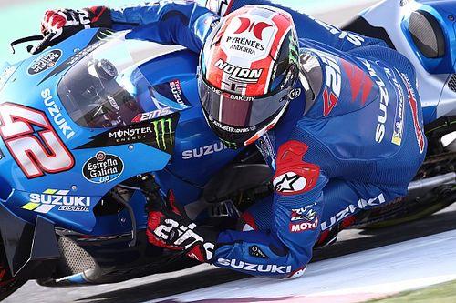 "Rins needed ""more balls"" for stronger Qatar MotoGP qualifying lap"
