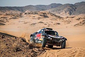 ¿Por qué Sainz y Cruz perdieron media hora en la etapa 3 del Dakar?