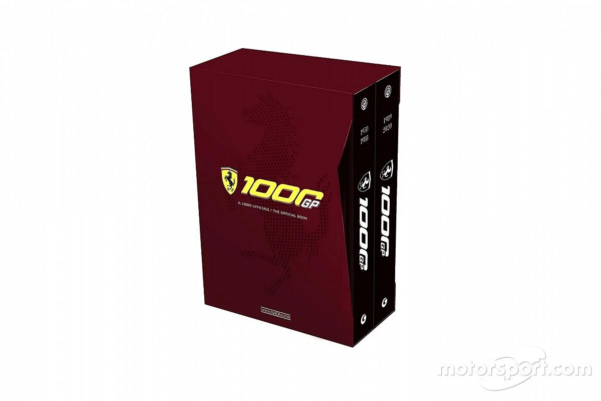A Motorsport Images segítségével jött létre a Ferrari 1000 futamát ünneplő könyv