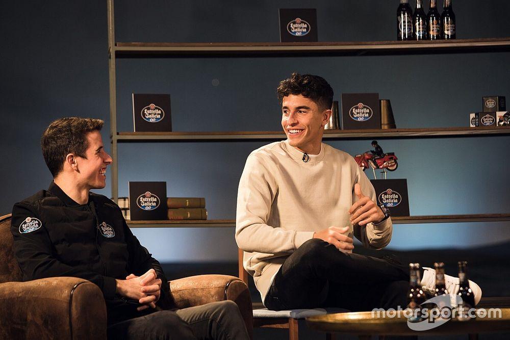 """Alex Márquez: """"Marc está viendo las cosas positivas, algo que le faltaba"""""""
