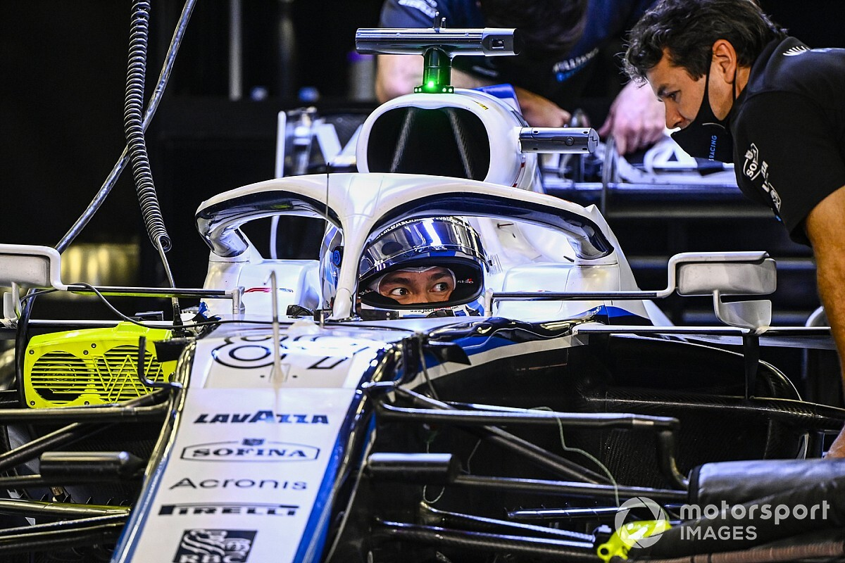 """""""Impatient"""" Aitken made first contact with Williams over F1 seat"""