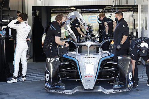 ¿Cómo piensa Mercedes solucionar sus tropiezos en la Fórmula E?