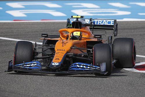 """McLaren opent sterk: """"Maar het gevoel is eigenlijk niet zo goed"""""""