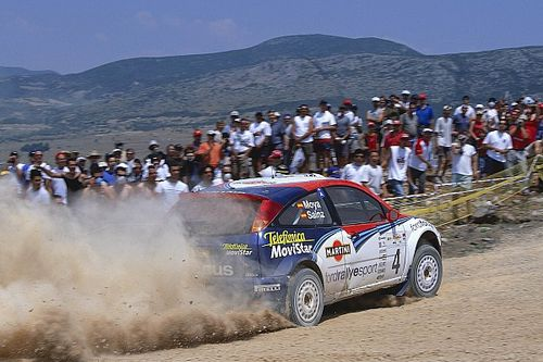 Acropolis Rally returns to WRC for the first time since 2013