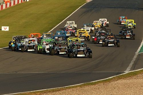UK motorsport to remain behind closed-doors until May