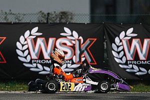 Rafa Câmara parte para abertura do WSK Euro Series em Lonato