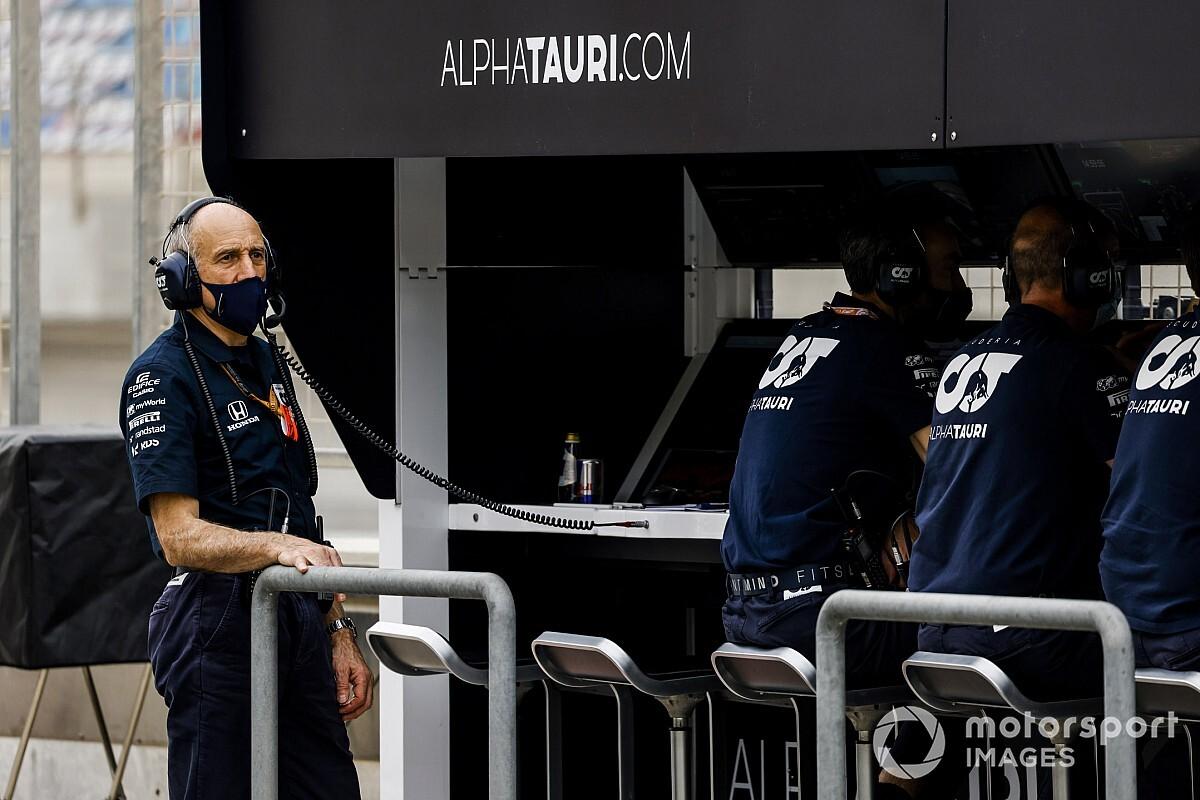 AlphaTauri stelt 'COVID-19 planner' aan voor F1-seizoen 2021
